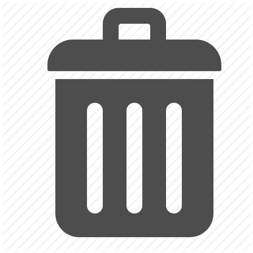 Transparent Trash Icon Transparent Png Clipart Free Download