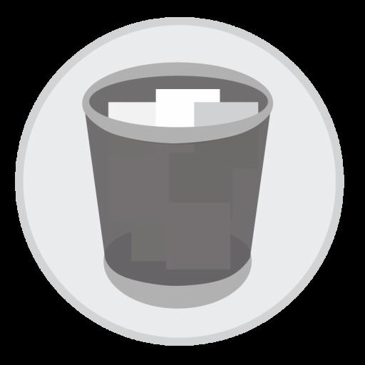 Trash Full Icon Mac Stock Apps Iconset Hamza Saleem