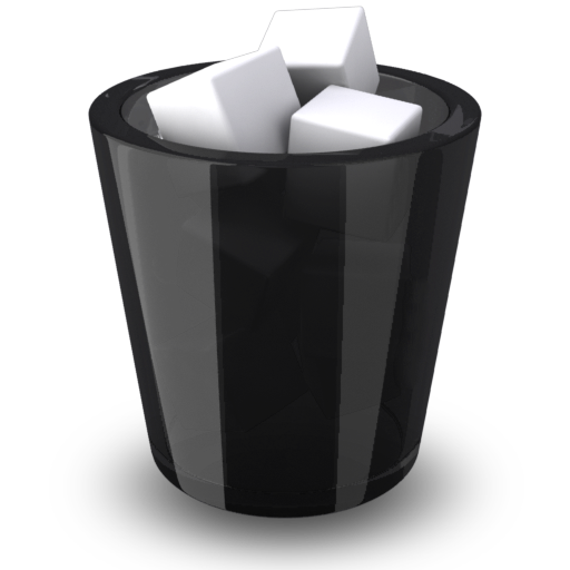 Full Trash Icon Free Search Download As Png