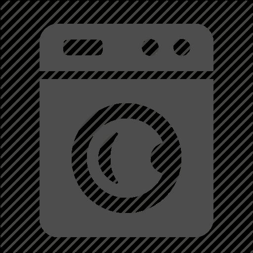 Washing Machine Icon Size