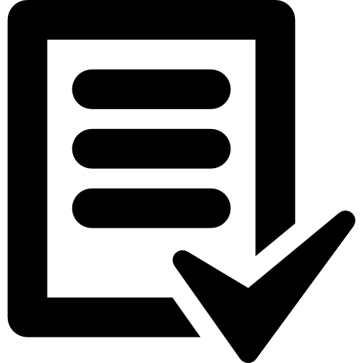 Task Complete Icons Free Download