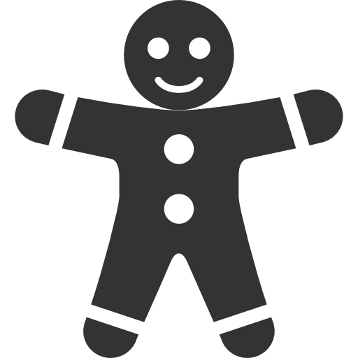 Gingerbread Men Icon Free Of Windows Icon