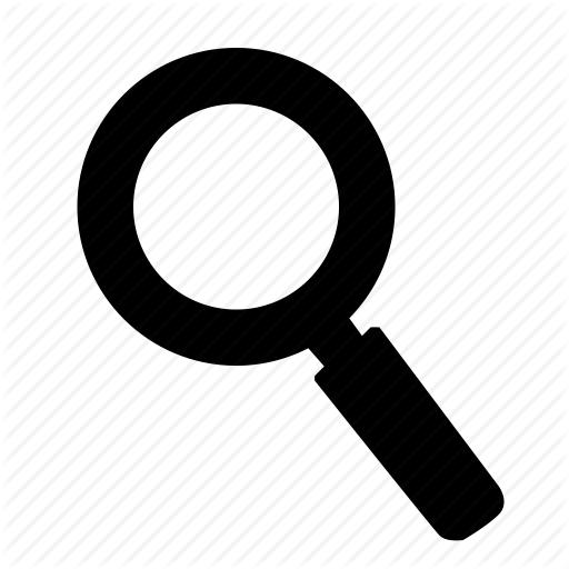 Png Simple Magnifying Glass