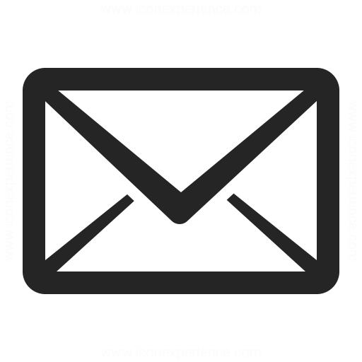 Mail Icon Iconexperience