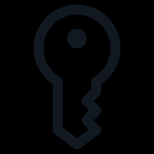 Key, Keys, Main, Password, Privilege Icon Free Of Basic Ui