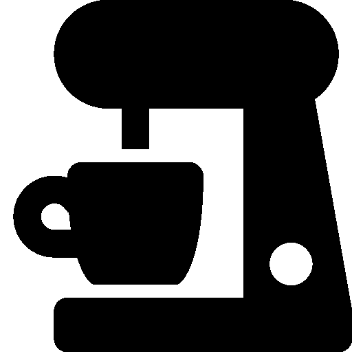 Household Coffee Maker Icon Windows Iconset