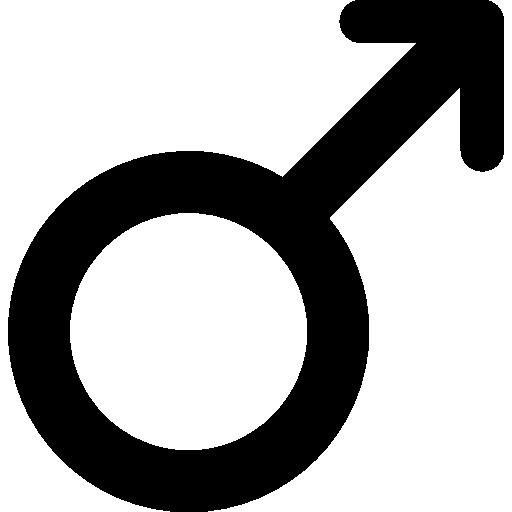Male Gender Symbol Variant Icons Free Download
