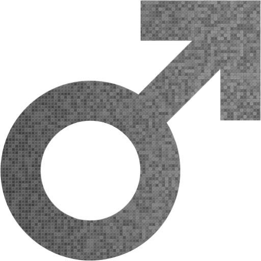 Custom Color Male Icon