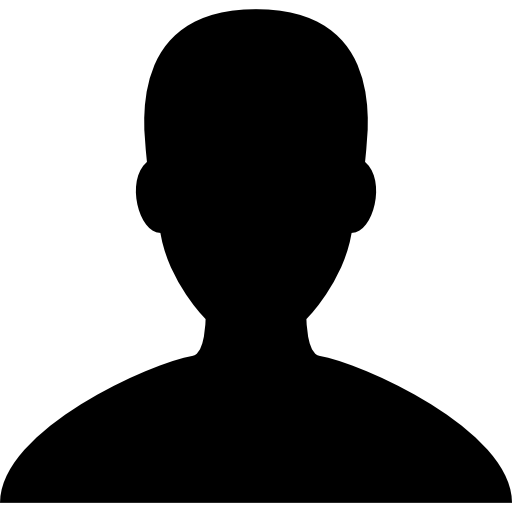 Male Profile User Shadow Icons Free Download