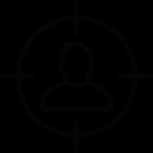 Download Male,person,checkuser Target,profile Icon Inventicons