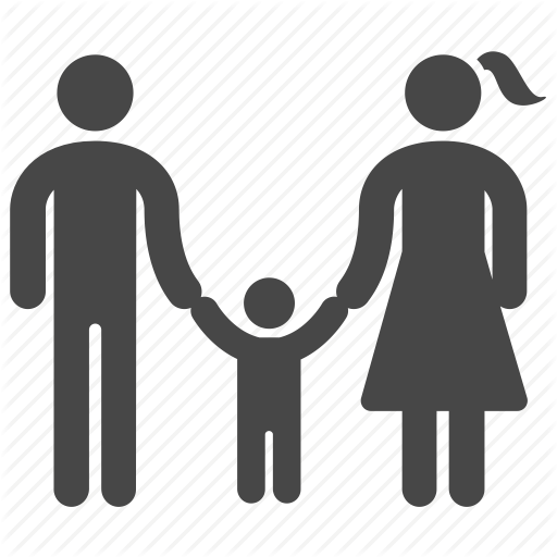 Man, Woman, Child, Transparent Png Image Clipart Free Download