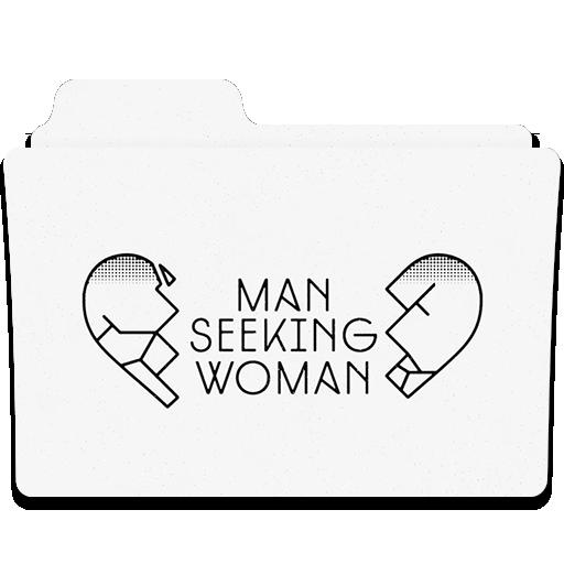 Man Seeking Woman Folder Icon