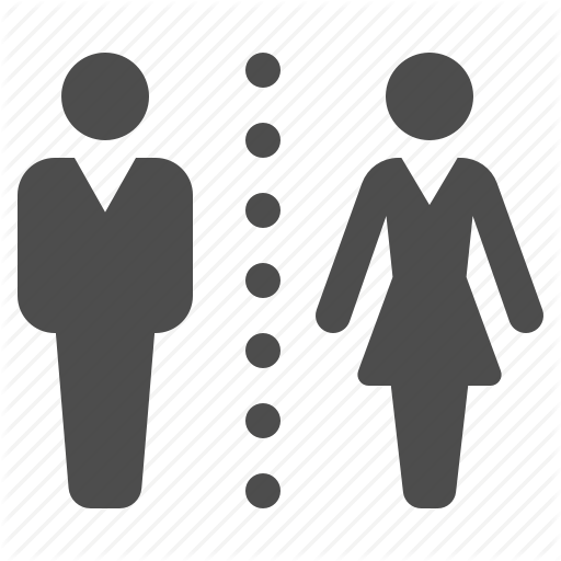 Restroom Vector Man Woman Transparent Png Clipart Free Download