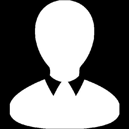 White Manager Icon