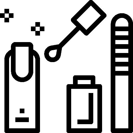 Nail Polish Free Vector Icons Designed