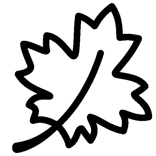 Plants Maple Leaf Icon Ios Iconset