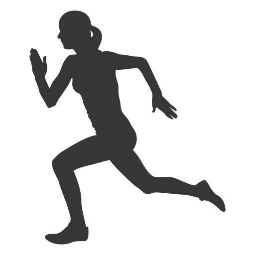 Marathon Runner Icon