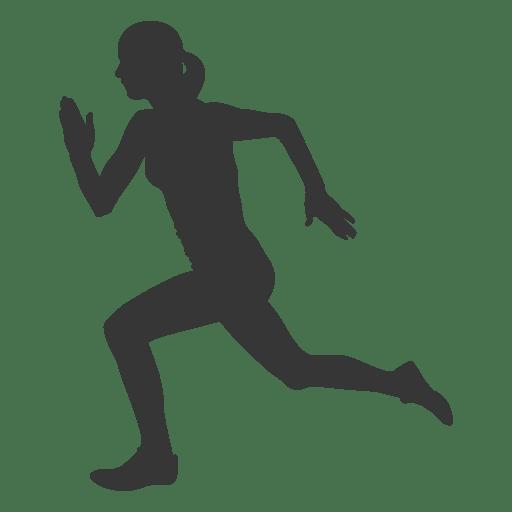 Marathon Runner Icon