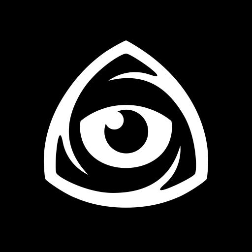 Eye, Iconfinder, Internet, Square, Icon Market, Iconfinder Icon