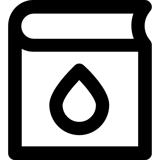 Book Icon Science Elements Vectors Market