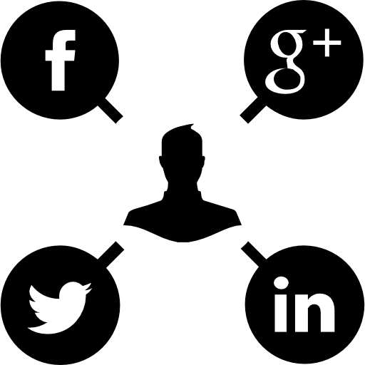 Social Media Campaign Icons Free Download