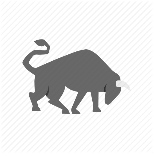 Bull Market Icon Transparent Png Clipart Free Download
