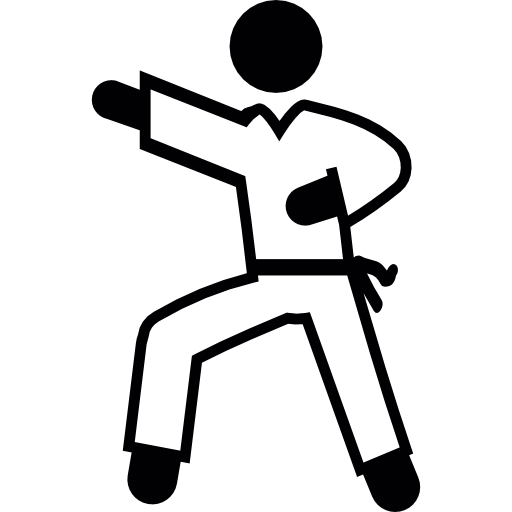 Karate Master Icons Free Download