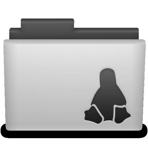 Iron Linux Icon