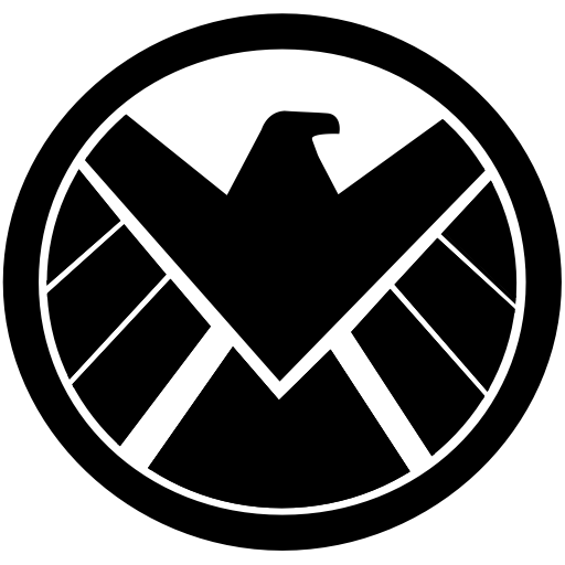 Avangers, Eagle, Marvel, Shield Icon