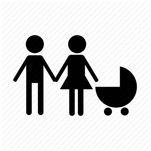 Download Free Png Baby, Couple, Family, New Bor