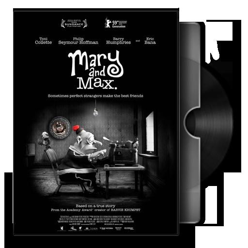 Mary And Max Folder Icon