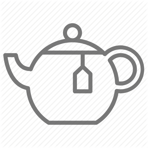 Brew, Herbal, Pot, Tea Icon