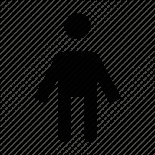 Avatar, Boy, Man, Man Standing, Masculine Icon