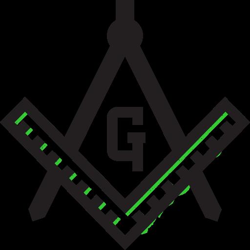 Masonic, Logo Icon Free Of Super Secret Vol One