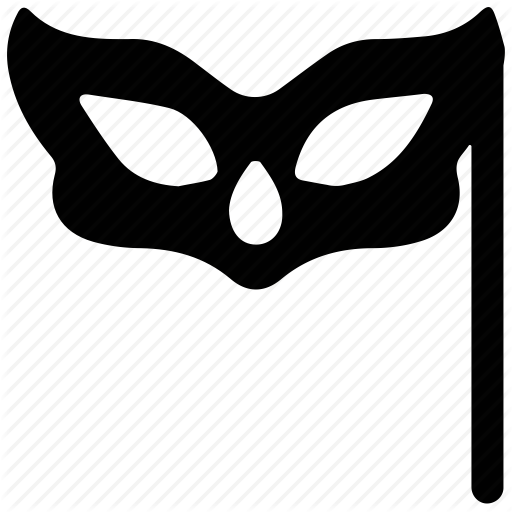 Ball, Carnival, Mask, Masquerade Icon