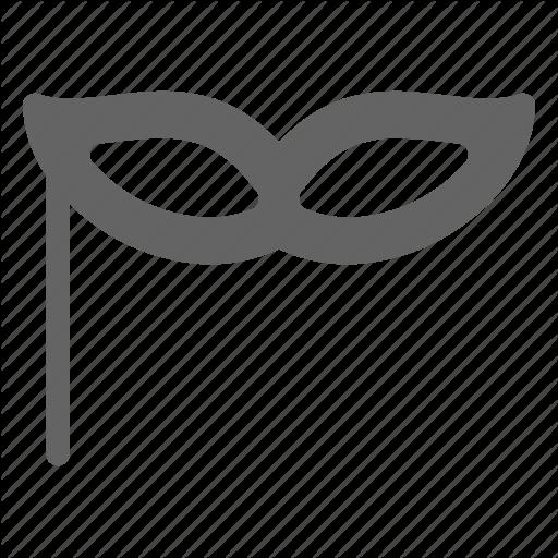 Carnival, Costume, Mask, Masquerade Icon