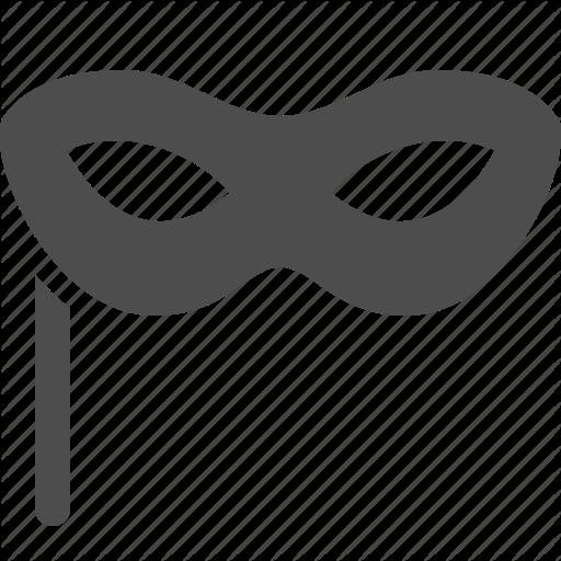Carnival, Hidden, Incognito, Mask, Masquerade, Private Icon