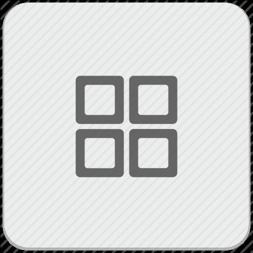 Design, Material, Menu, Option, Tile Icon