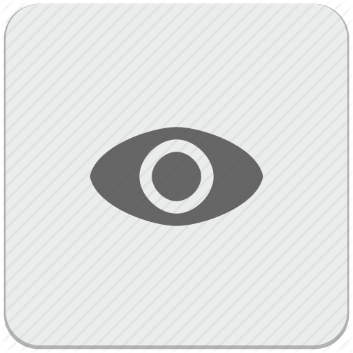 Design, Eye, Material, Option, Settings, View, Visible Icon