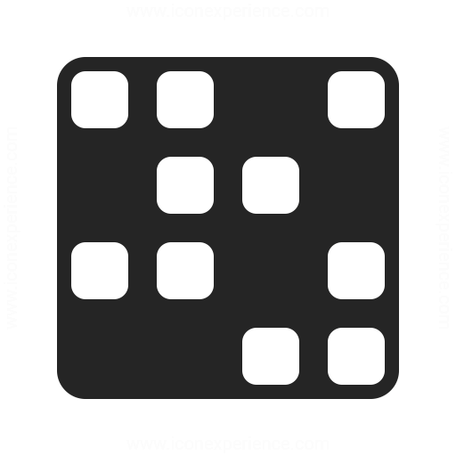 Dot Matrix Icon Iconexperience