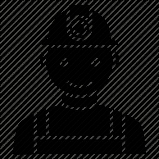 Avatar, Constractor, Engineer, Mechanical Engineer Icon