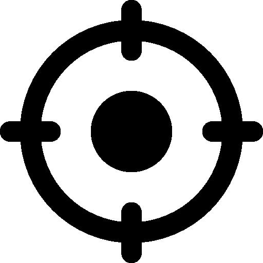 Maps Center Direction Icon Windows Iconset