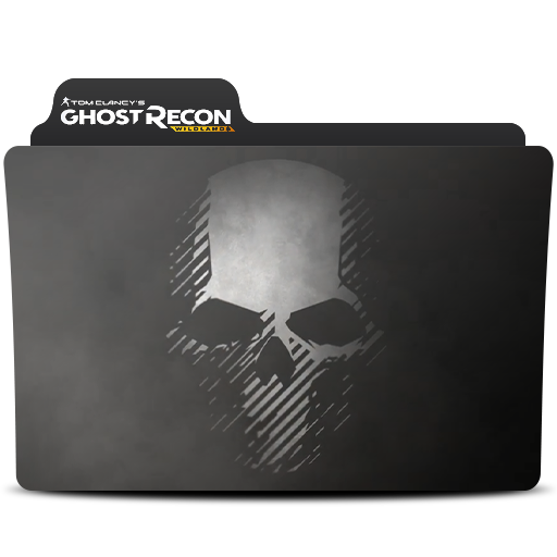 Tom Clancy's Ghost Recon Wildlands Folder Icon