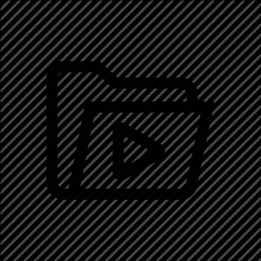 Folder, Folder Media, Folder Sound, Folder Vdo, Media, Media