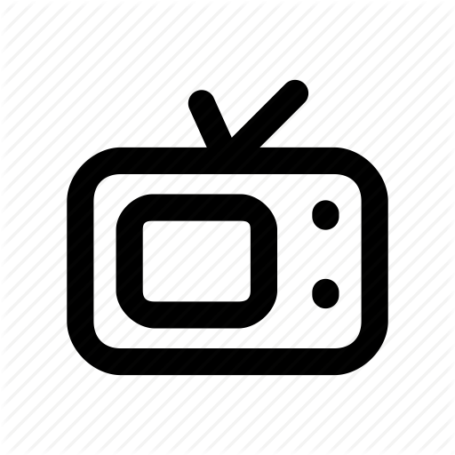 Display, Entertainment, Media, Transmission, Tv Icon