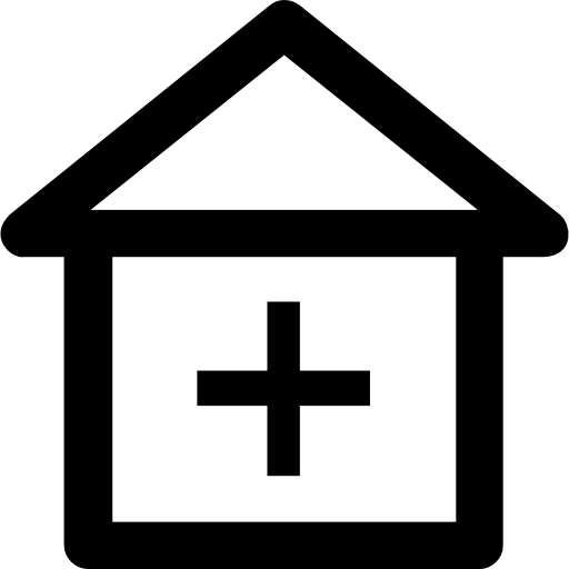 Buildings Health Care Icon