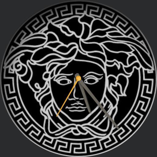 Versace Medusa Clean Watchfaces For Smart Watches
