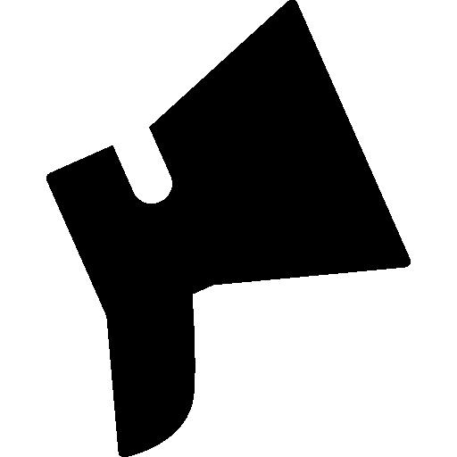 Loud Speaker Flat Icon