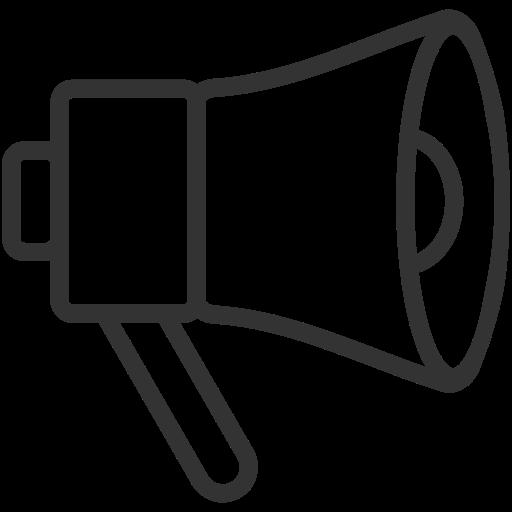Megaphone Icon Free Of Themeisle Icons