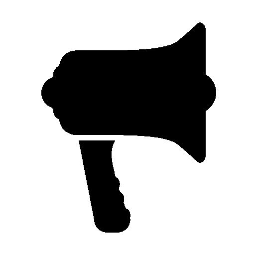 Megaphone Free Vector Icons Designed